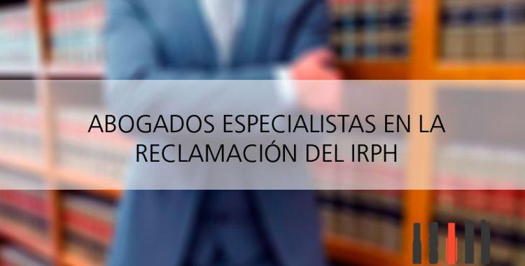 Cómo saber si tengo cláusula IRPH